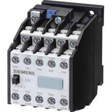 Hilfsschütz Siemens 3TH4, 8- und 10-polig