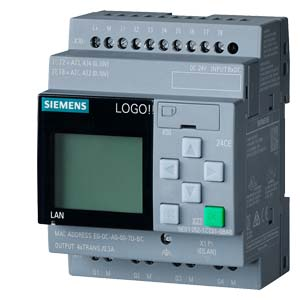 Siemens LOGO!, Logikmodul, Modulare Basic Variante und Modular Pure Variante