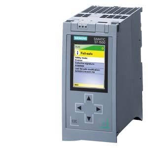 Simatic S7-1500, Controller, Zentralbaugruppen, Digitale Ein-/Ausgänge, Analoge Ein-/Ausgänge