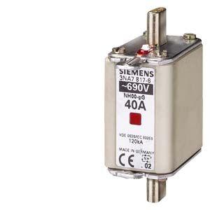 NH-Sicherungssystem Siemens 3NA