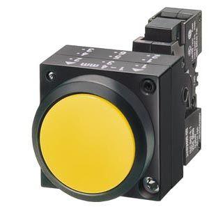 Befehls- und Meldegeräte Drucktaster, Leuchtdrucktaster, Schlüsselschalter, Signalsäulen